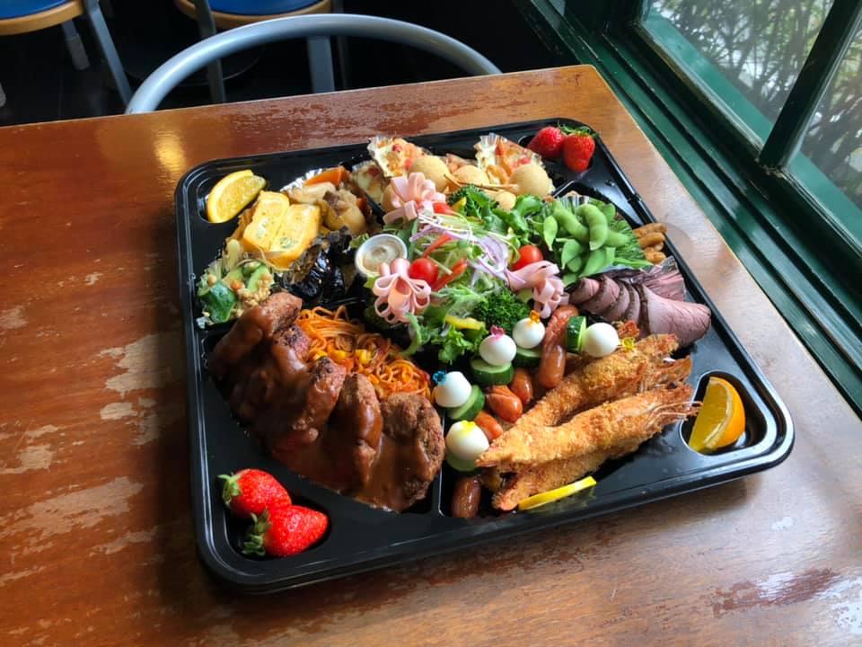 レストラン&カフェ ポテトのテイクアウトメニュー「オードブル」の写真