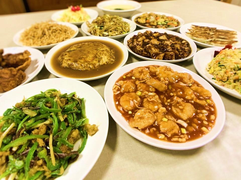 開華園の料理写真