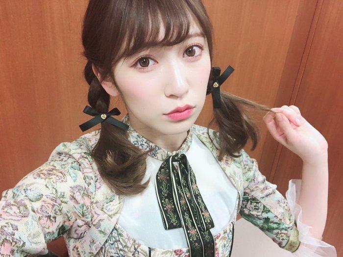 NMB48 吉田朱里
