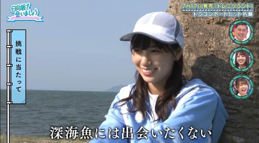 河田陽菜 深海魚