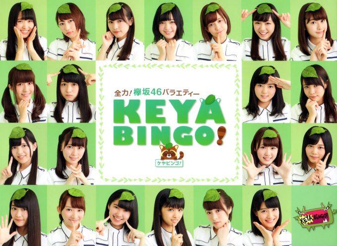 欅坂46 KEYABINGO!
