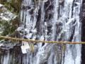 京都新聞写真コンテスト 凍瀧