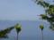 京都新聞写真コンテスト 比良と琵琶湖がひっついて