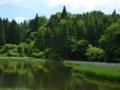 京都新聞写真コンテスト 湖北静寂