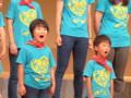 京都新聞写真コンテスト 良く歌ったね(琵琶湖周航歌トップバッター