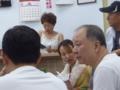 台湾料理屋の番台女将