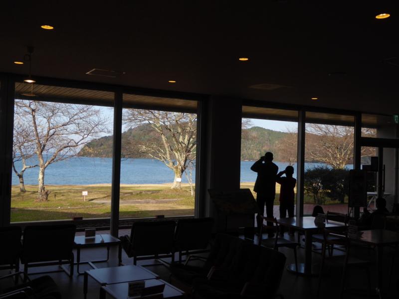 琵琶湖望遠