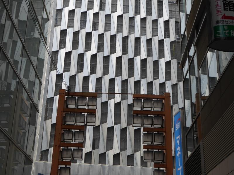 昔新阪急ビルでした