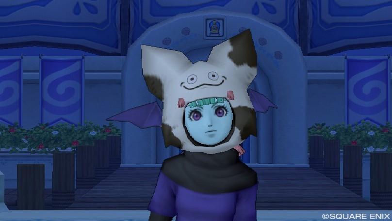 モーモンの帽子
