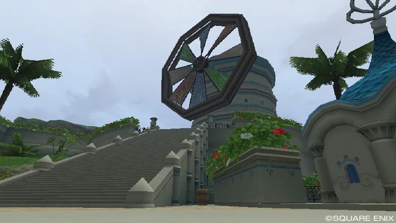 ジュレットの風車