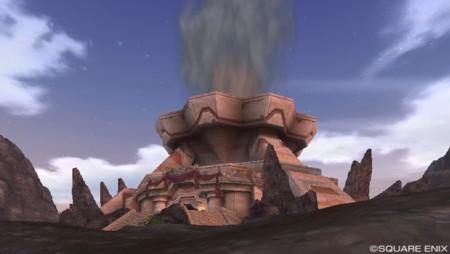 ザマ峠の烽火台