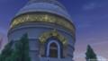 港町レンドア北のツボ錬金職人ギルドの建物早朝版