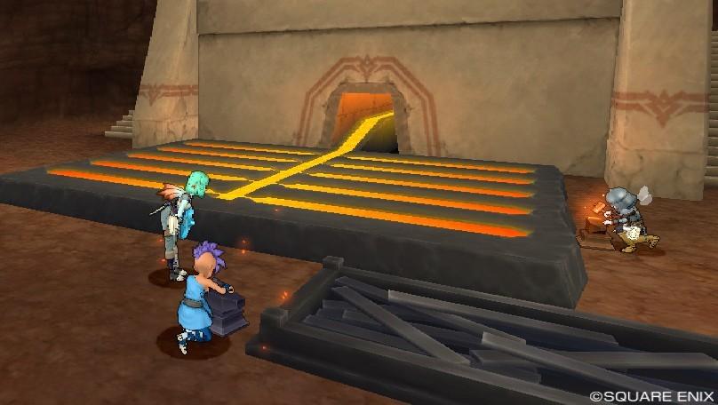 グレン城の武器鍛冶ギルドにて