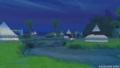グレン住宅村のとある草原地区
