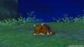 ラニアッカ断層帯のメラリザード寝てる版