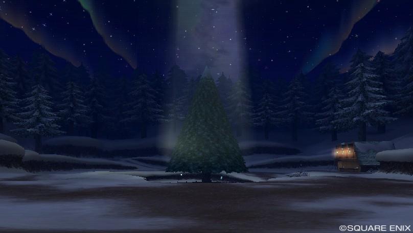 クリスマスイベント_星の大樹広場1