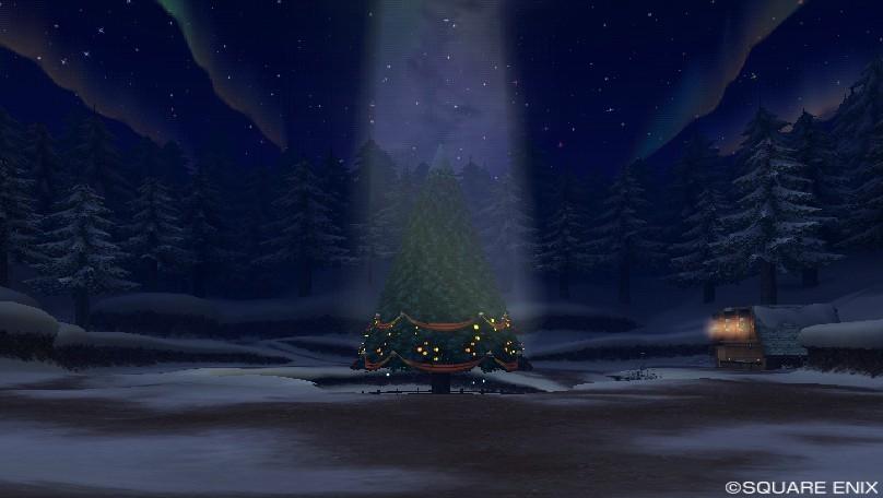 クリスマスイベント_星の大樹広場2