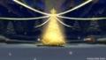 クリスマスイベント_星の大樹広場完成