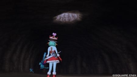 オルフェア地方西にて_最初に見つけた洞穴_2013_02_23