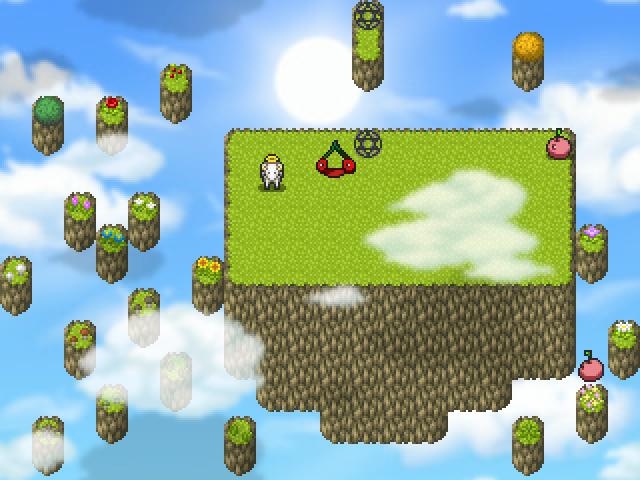 羊の冒険2マップ画面