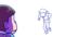 チョロ松ステップ線画2