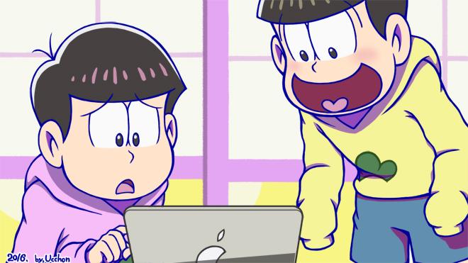 お知らせアニメ用イラスト5