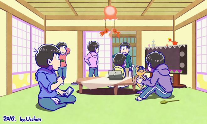お知らせアニメ用イラスト18