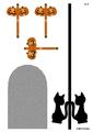 ハロウィン墓B2