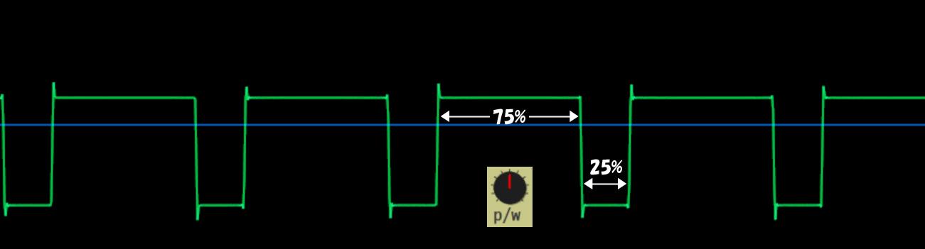 パルス波-波形