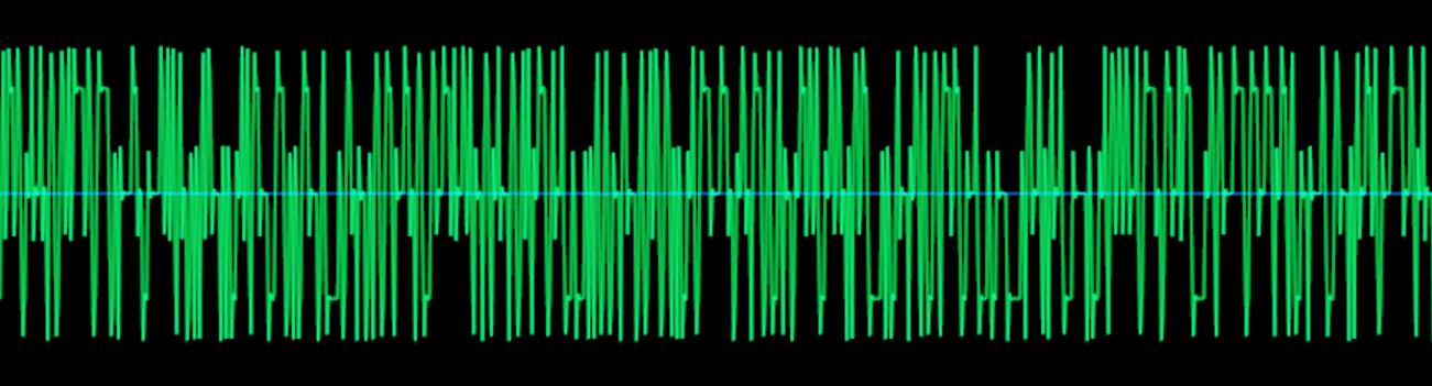 ノイズ-波形