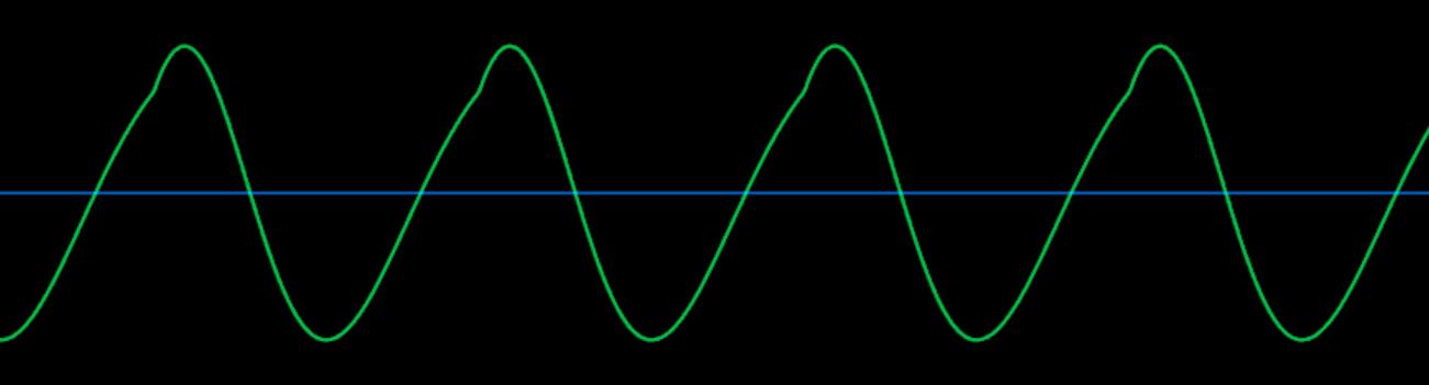 サイン波-FM32ノコギリ波_波形