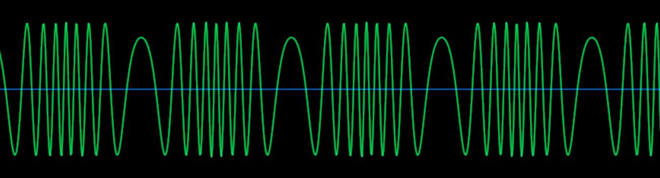 サイン波-FM96ノコギリ波_波形