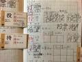 続。3年の漢字