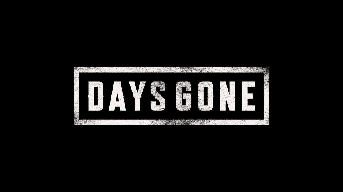 Days Goneロゴ