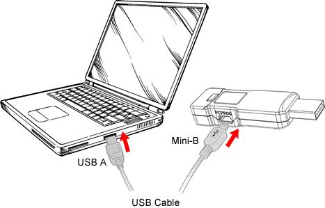 【Titan One】「PROG」USBポートとWindowsPCに繋ぐ
