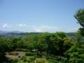 大磯城山公園からの富士山