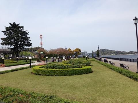横須賀・ヴェルニー公園