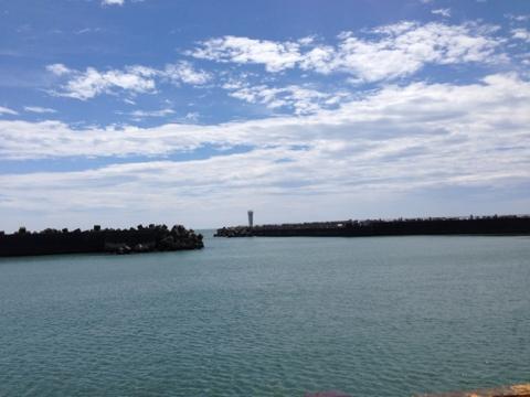 神奈川県大磯港