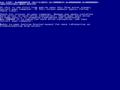 WindowsNT系ブルースクリーン