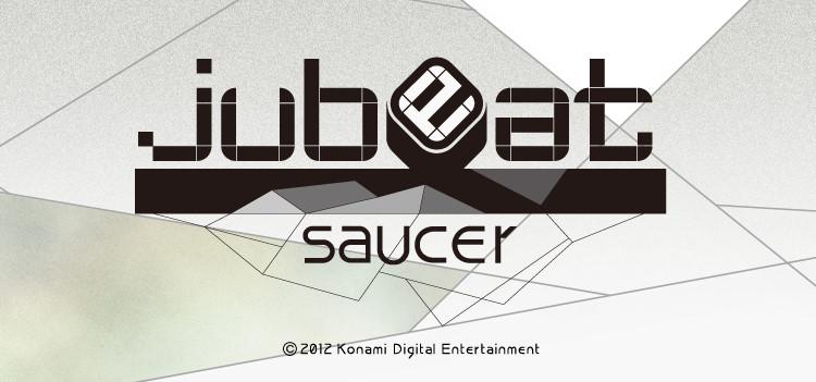 jubeat saucerロゴ2