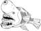 奇形魚イラスト