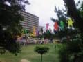 こいのぼり祭り in 内間西公園