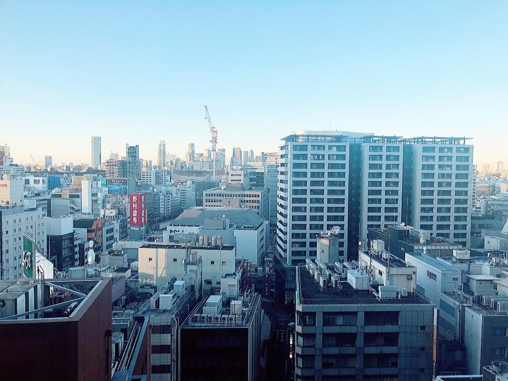 ヒカリエからの渋谷