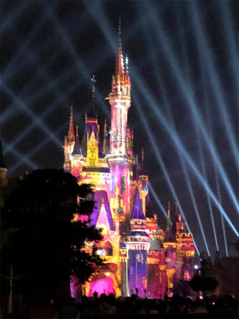 ディズニーランド ナイトタイムスペクタキュラー celebrate! tokyo