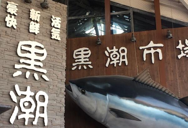 和歌山マリーナシティ大波止で釣り