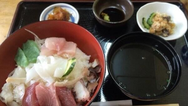 奄美大島/番屋の海鮮丼