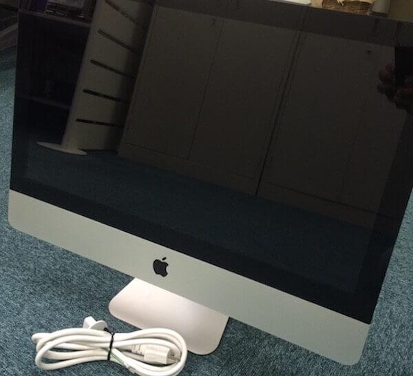 中古Mac購入