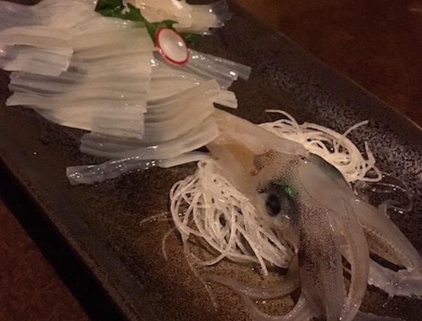 函館の居酒屋は海鮮処「函館山」が最高