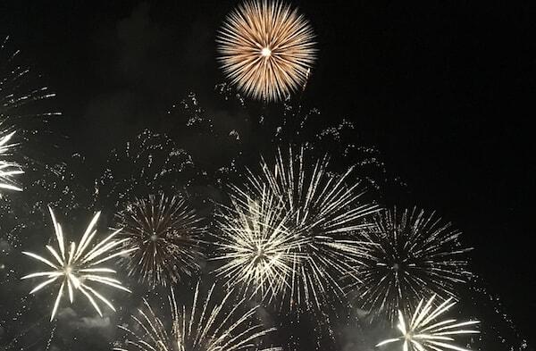 スーパー大火勢/海上の花