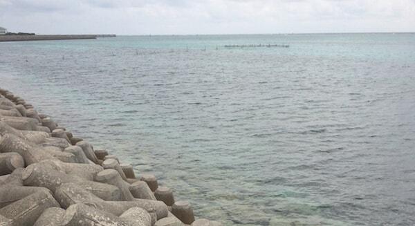 南ぬ島テトラ